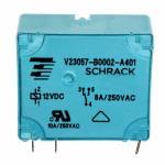 Best RELAY GEN PURPOSE SPDT 8A 12V V23057B 2A401 wholesale