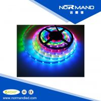 Cheap Multi Color 5m Roll Flexible RGB led strip 32 Leds 32 IC WS2801 Super bright led strips for sale