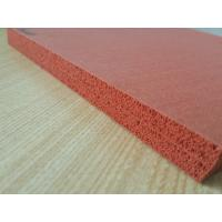 Best Double Impression Fabric Silicone Rubber Sheet Heat Insulation wholesale
