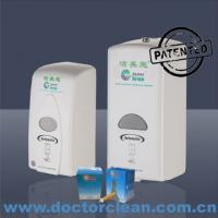 Best 1000ml Plastic Healthcare Medical and Surgical Hygiene Disinfection Alcohol Sanitizer Dispenser wholesale