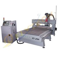 Best 1325 ATC woodworking cnc router machine with Hiwin Linear guideway servo motors wholesale