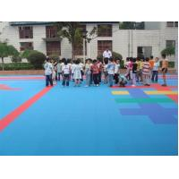 China Children rubber flooring tile/Square EPDM mat/gym EPDM sheet on sale