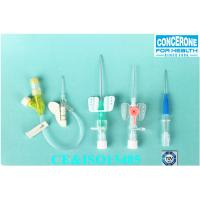 China Various Types of Cannula, Intravenous Catheter, Safety IV Cannula on sale