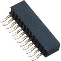 Best Female Header Connector 1.0mm Picth H=3.7mm Single / Dual Row wholesale
