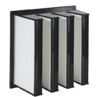 Best H14 Compact Filter with Plastic Frame From Manufactuer wholesale