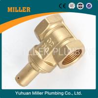 China 3 inch made in china brass gate valve with lock  ML-1015 on sale
