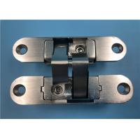 Best Right Open Adjustable Concealed Hinges Zinc Alloy 180 Degree 35mm Thickness wholesale