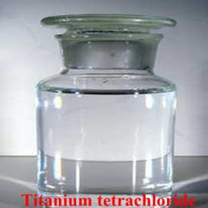 Best Titanium tetrachloride TiCl4 Petrochemical Raw Materials Cas No. 7550-45-0 wholesale