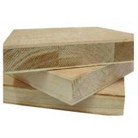 China Standard Size 4'*8' Paulownia core Block Board for furniture decoration on sale
