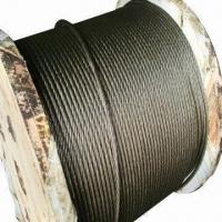 Best Ungalvanized Steel Wire Ropes with 6 to 64mm Diameter wholesale