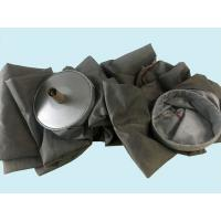 Best 630GSM Fiberglass Filter Bag Cement Bag House Medium Alkali Fibreglass Filter Cloth wholesale