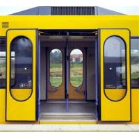 Best NR350 Pneumatic Double Rotary Bus Door System wholesale