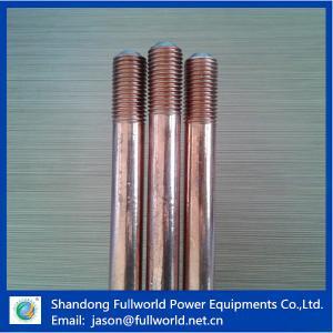 Best copper bonded steel ground rod wholesale