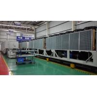 Best 1168kw R134A Refrigerant Air Cooled Screw Chiller High Efficiency Air Cooled Chiller wholesale