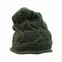 Best Handmade Knitted Hat in Special Design, One Size Fits All wholesale