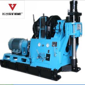 China Deep diamond core drilling machine 2600m mining drilling equipment on sale