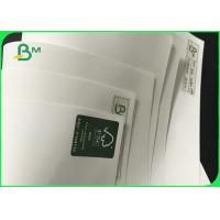 China 100um - 300um Eco - Friendly Synthetic Paper For Printing Labels on sale