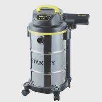 China Portable Stainless Steel Industrial Vacuum Cleaners Reusable Dry Filter RoHs on sale