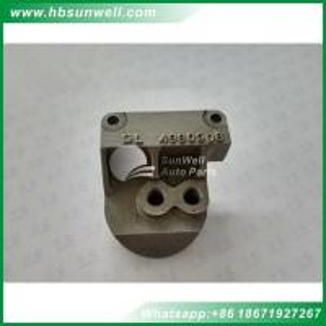 Best Cummins 6C 6L diesel engine parts Fuel filter holder 4980908 fuel filter seat for Dongfeng truck wholesale