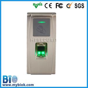 Outdoors Waterproof Metal Casing RFID Access Controller Bio-F30