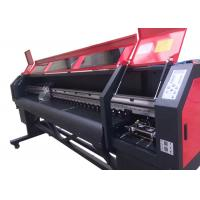 Best 10.5 Feet Large Format Inkjet Printer , Eco Solvent Printer With Dx5 Dx7 Heads wholesale
