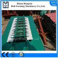 Best Building Roof Roll Forming Machine Parts With Hemming Machines 70mm Shaft wholesale