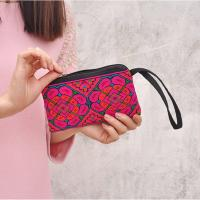 Buy cheap cross stitch fabric embroidery handbag purse ethnic borse hmong bags from wholesalers