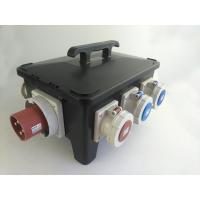 Best Black Load Master Generator Power Distribution BoxWith Overcurrent Protection wholesale