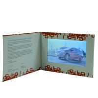 China 4.3 Inch LCD Video Birthday Cards For Marketing / Advertising / Promotion on sale