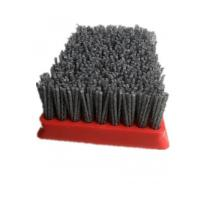 China 2000 - 40000 RPM Abrasive Nylon Brush Soft Stone Processing With Archaistic Effect on sale