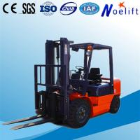 Best Top cushion tire 3000 forklift with diesel engine wholesale