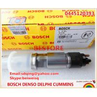 Best BOSCH Genuine Common rail injector 0445120393 for XICHAI wholesale