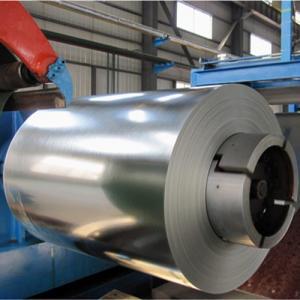 Regular Big Zero Spangle Galvanized Steel Coils GI HDGI Prime SGCC Dx51d Z140 0.12-2.0mm