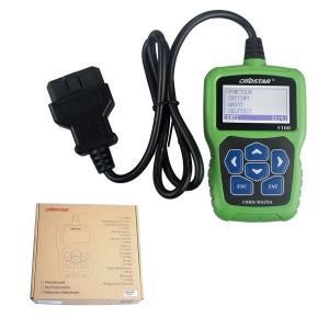Best OBDSTAR F100 Mazda / Car Key Programmer Program Keys and Odometer Adjustment wholesale