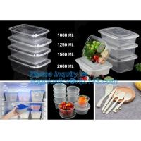 Best Transparent plastic fresh-keeping food storage container,plastic food lunch box,Food Portions box Perfect Portions food wholesale