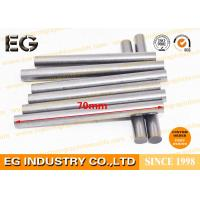 "Best 0.25"" OD X 12"" L Fine Extruded Graphite Rod , Low Ash Graphite Round Bar wholesale"
