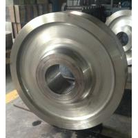 Best Pre - Machined Gear Forging Flange / Ring Rolling Forging With High Strength wholesale