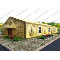 Best Colorful Painting Decoration Heavy Duty Event Tents PVC Cover For Outdoor Hajj Event wholesale
