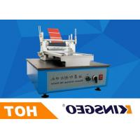 Best 220V 50Hz 120W Printing Coating Testing Machines With Micrometer Control with Weight 26KG wholesale