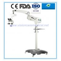 Best FDA Marked Floor Stand Ophthalmic Surgical Operating Microscope Made in China wholesale