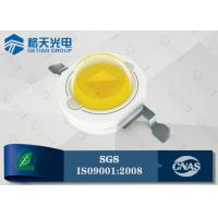 China High Reliability 3W High Power White LED Chip 300LM 5000K for Wash Lamp on sale