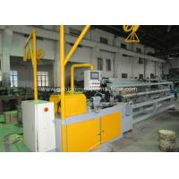 Best Galvanized Chain Link Fence Machine / Fencing Wire Manufacturing Machine With 4000 mm Width wholesale