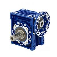 Best Right Angle NMRV Worm Gearbox Speed Reducer With Electric Motor wholesale