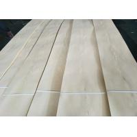 Cheap Furniture Door Surface Sliced Veneer With Smooth And Clear Lines for sale