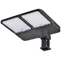 Buy cheap 240w 320w LED Shoebox Lights Direct Arm Mount 3 Stage Dimming Function Optional from wholesalers