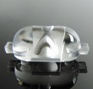 Best Astigmia Peanut PMMA Optical Lens for Cree XPE 1W High Power LED wholesale