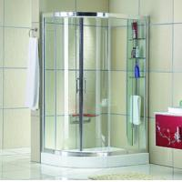 Best Automatic Curved interior Home frosted glass frameless shower doors wholesale
