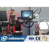 Best Automatic Argon Arc Welding Machine For HV Cable Metal Sheathing Pipe Armoring wholesale