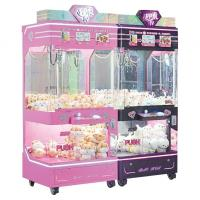 China 220V PP Tiger 4 Mini Toy Claw Machine / Toys Vending Machines on sale