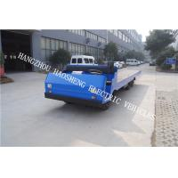 Best Heavy Duty Semi Convertible Cab Electric Utility Truck For Material Transport wholesale